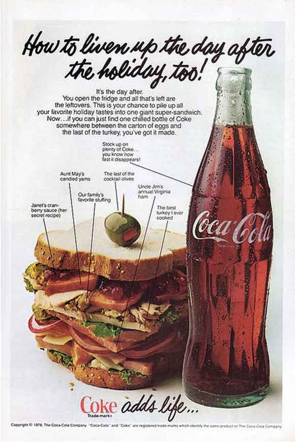 coca cola advertising from early 1900 to 1980 � desiznworld