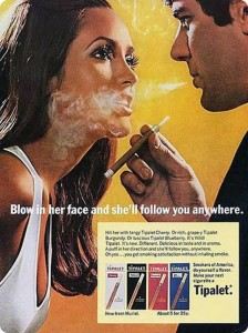 Vintage ads would be banned