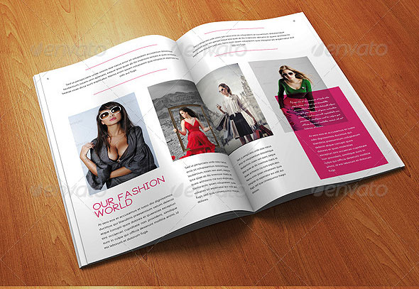 63 professional free premium indesign magazine templates desiznworld 12 pages a4 size fashion magazine template maxwellsz