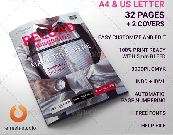 Lifestyle-Magazine-A4-US-32-Pages