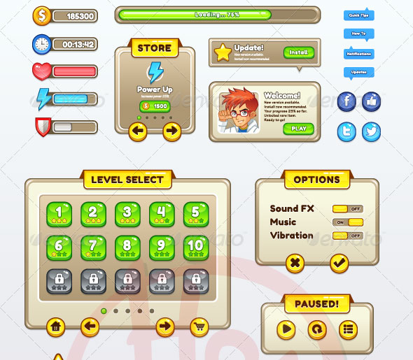 Mobile-Game-GUI-Pack-02
