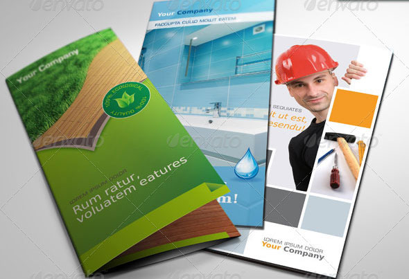Set-of-Trifold-Brochure