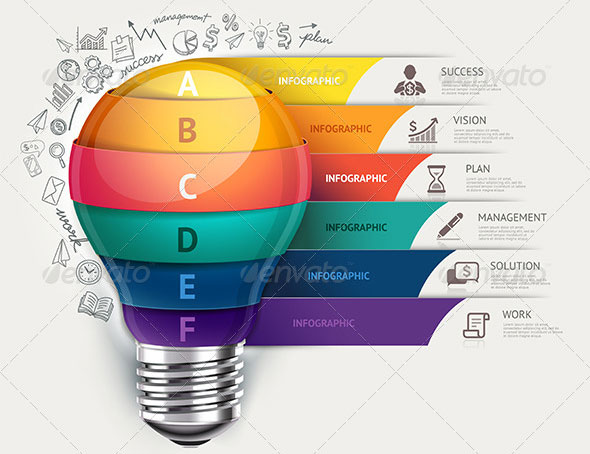 Business-Lightbulb-Infographics-Template
