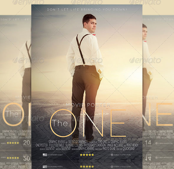 Movie-Poster-Template