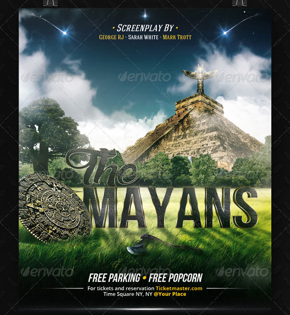 The-Mayans-Movie-Poster