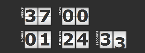 littlewebthings CountDown