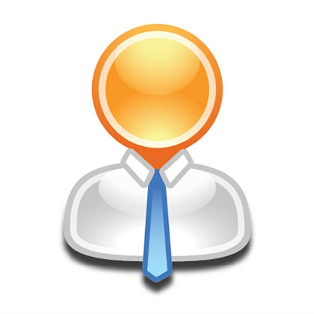 Administrator Icon Using Illustrator