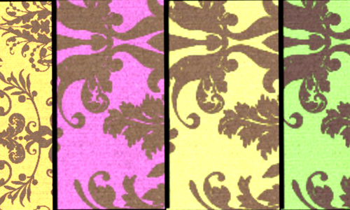 Vintage Damask Patterns