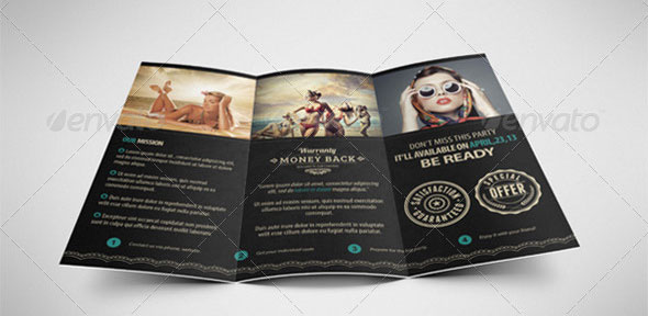 Luxury-Retro-Brochure-Tri-fold