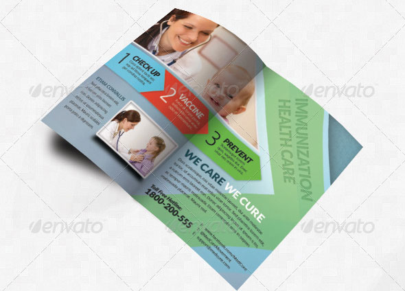 Med-Vac-Cure-Health-Care-Bifold-Brochures