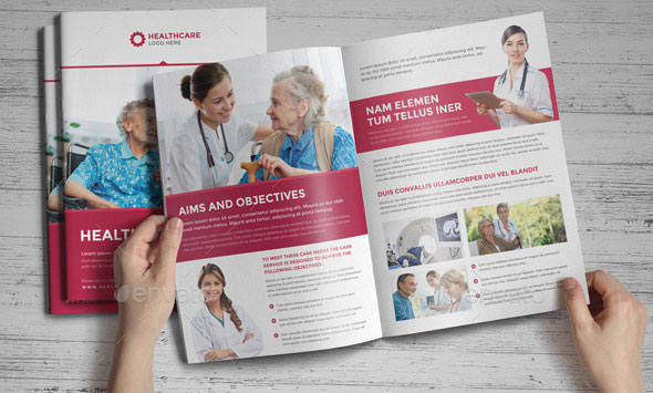 20 Free Premium Medical Brochure Templates Desiznworld – Health Brochure Template