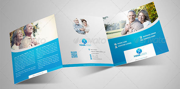 Medical Square Trifold