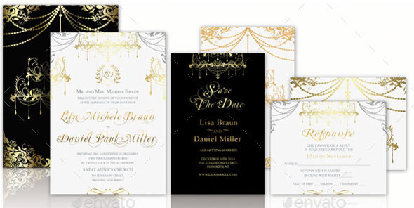 Premium-Wedding-Invitation-&-RSVP