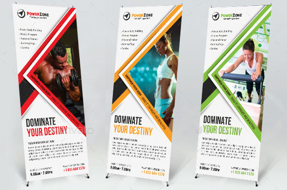 Sport-Activity-Banner-Templates