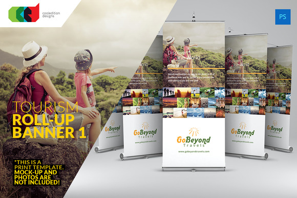 Tourism Roll-Up Banner 1