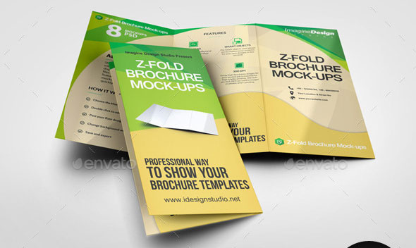 Psd For Brochure Mockup  Desiznworld