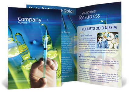 brochure templates b - Healthcare Brochure Templates Free