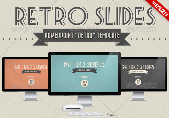 39 Beautiful Vintage Powerpoint Templates Desiznworld