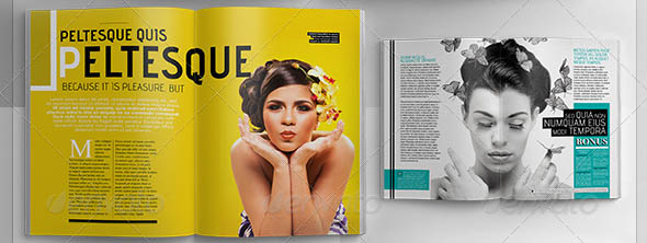 100 Pages Fashion Magazine Issue 4