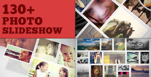 130+ Photo Slideshow