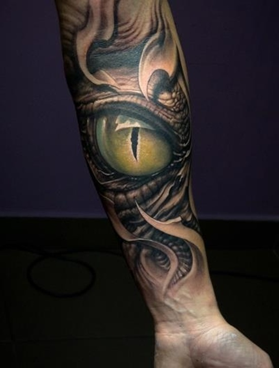 Eye Tattoo on Palm of Hand Eye Tattoo on Hand