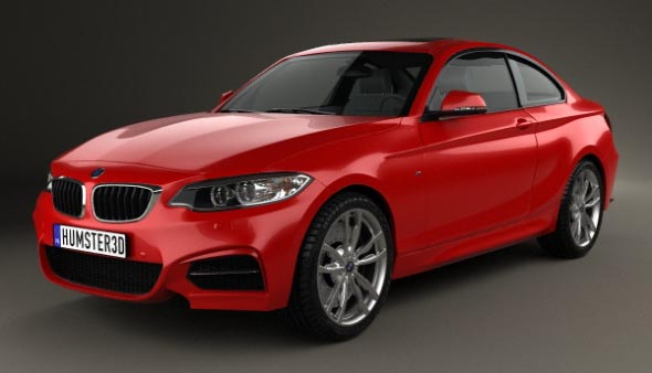 BMW M2 coupe (F22) 2014