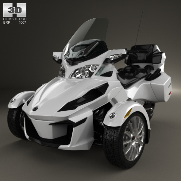 BRP Can-Am Spyder RT 2014