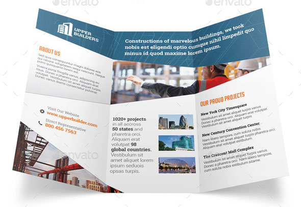 Construction-Company-Trifold-Brochure