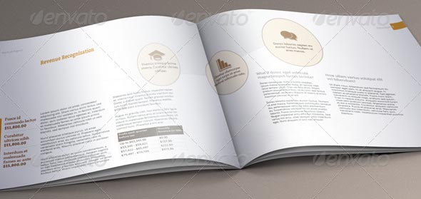 Corporate Annual Report or Brochure