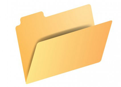 Free-vector-Vector-clip-art-Folder-icon