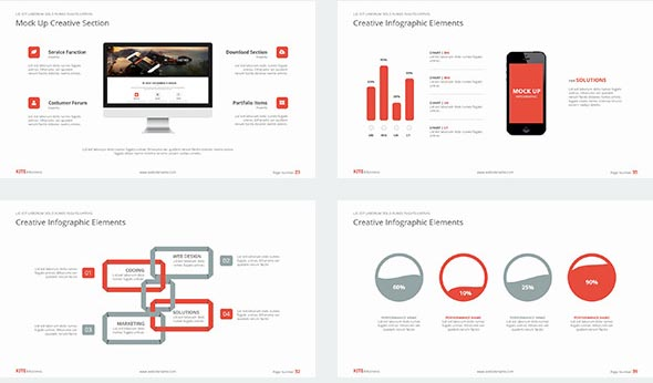 Kite Presentation Template