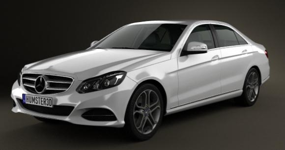 Mercedes Benz E-class (W212) sedan 2014