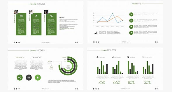 Pestle Marketing Presentation Template