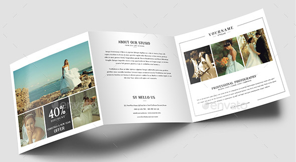 36 beautiful wedding brochure templates  u2013 desiznworld