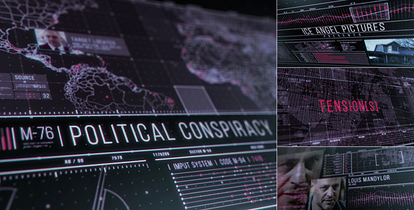 Conspiracy Movie Trailer