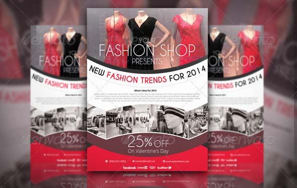 16 psd flyers for fashion show  u0026 promo  u2013 desiznworld