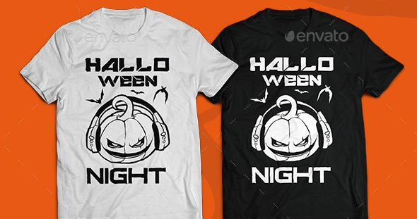 Halloween Shirt Vector