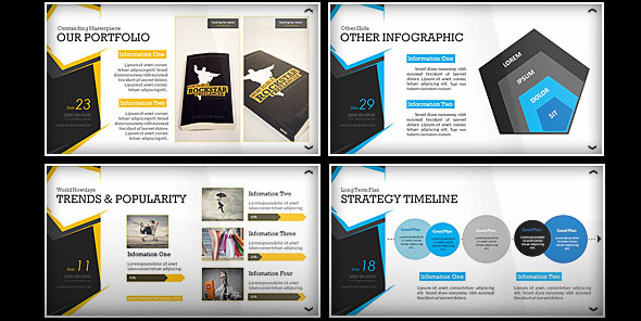 14 beautiful education powerpoint presentation templates – desiznworld, Presentation templates