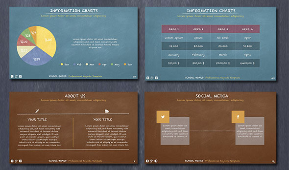 14 beautiful education powerpoint presentation templates