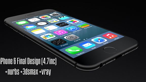 iPhone 6 Finally 3d model