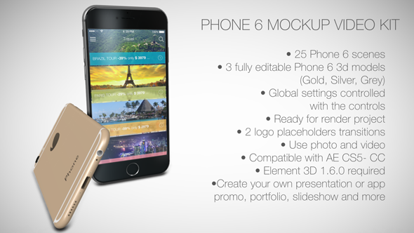 49 Cool After Effects Templates For Mobile App Promo – Desiznworld