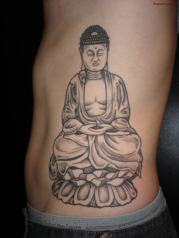 Buddha Tattoos On Rig