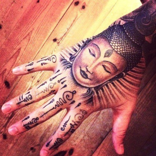 Buddhist Tattoos Tumblr