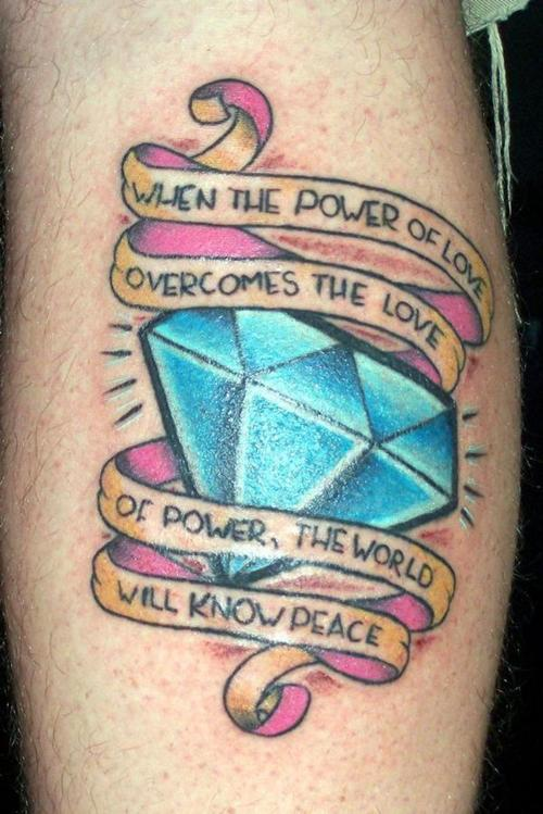 diamond tattoo quotes