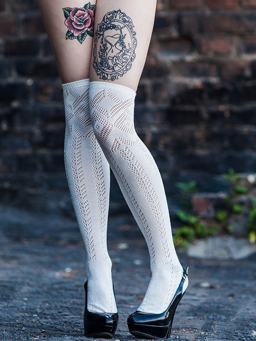 Hourglass tattoos for girl