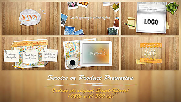 Service or Product Promotion