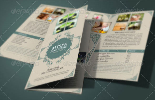 Spa Brochure Collection 2014
