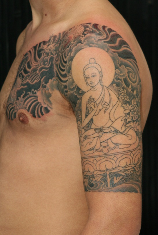 Tibetan Buddhist Tattoos