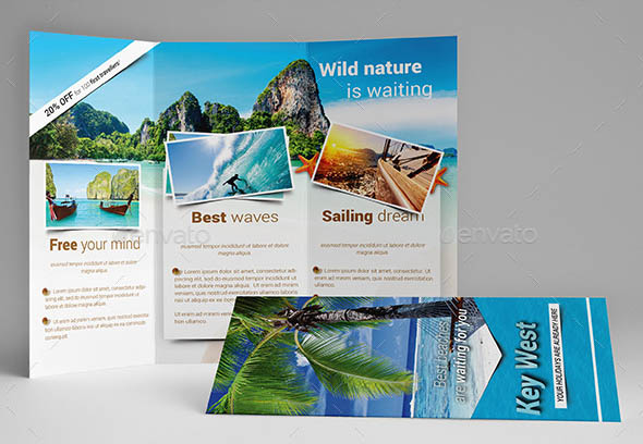 19 Beautiful Travel Brochure Psds Desiznworld