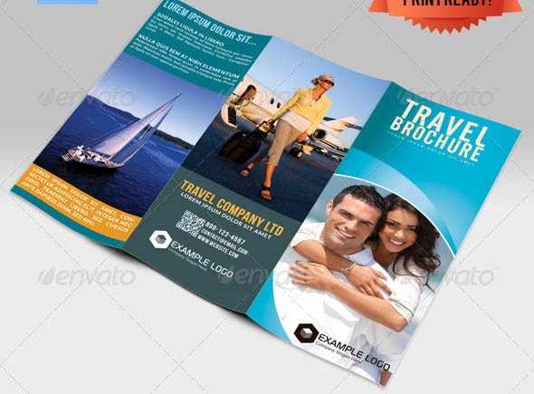Tri-Fold Travel Brochure 01